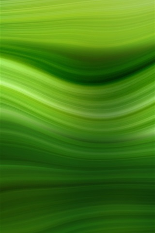 iPhone Wallpaper Green lines background, abstract
