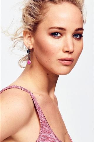 iPhone Hintergrundbilder Jennifer Lawrence 18
