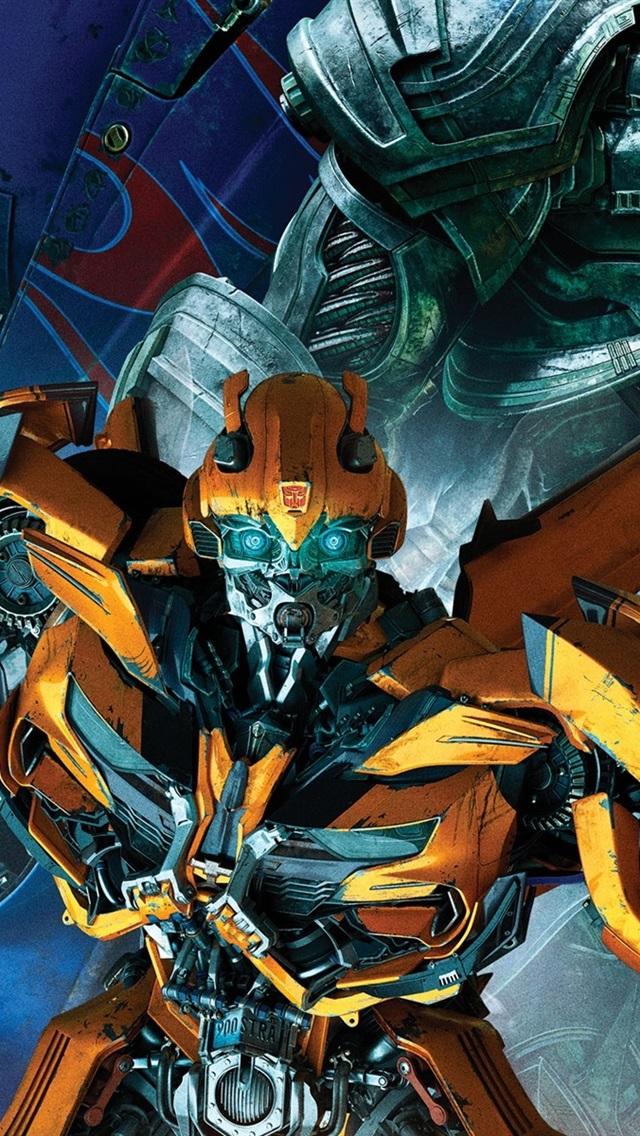 Bumblebee Transformers 5 The Last Knight 640x1136 Iphone 5