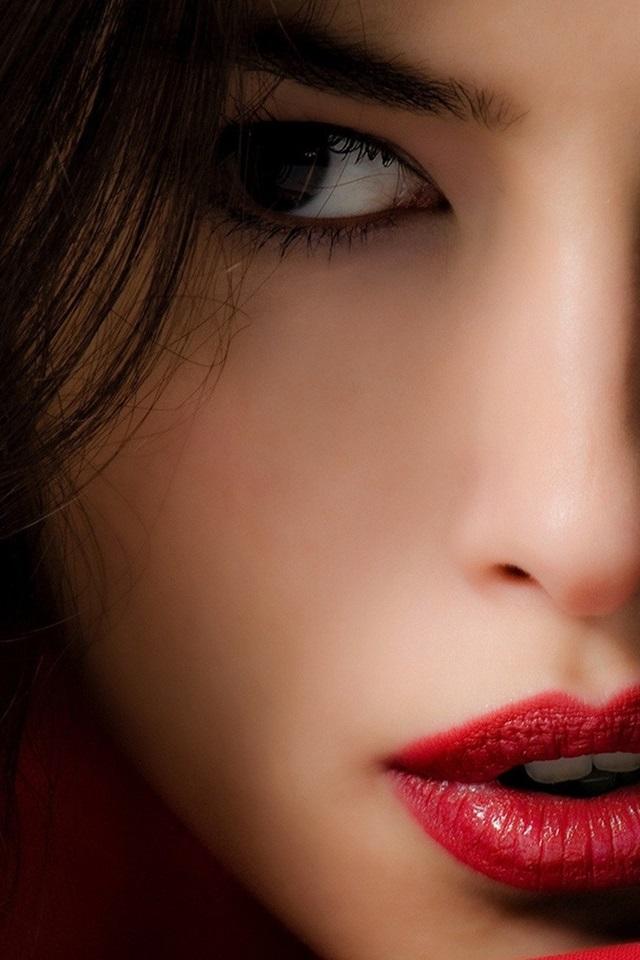 все красивые картинки глаза губы