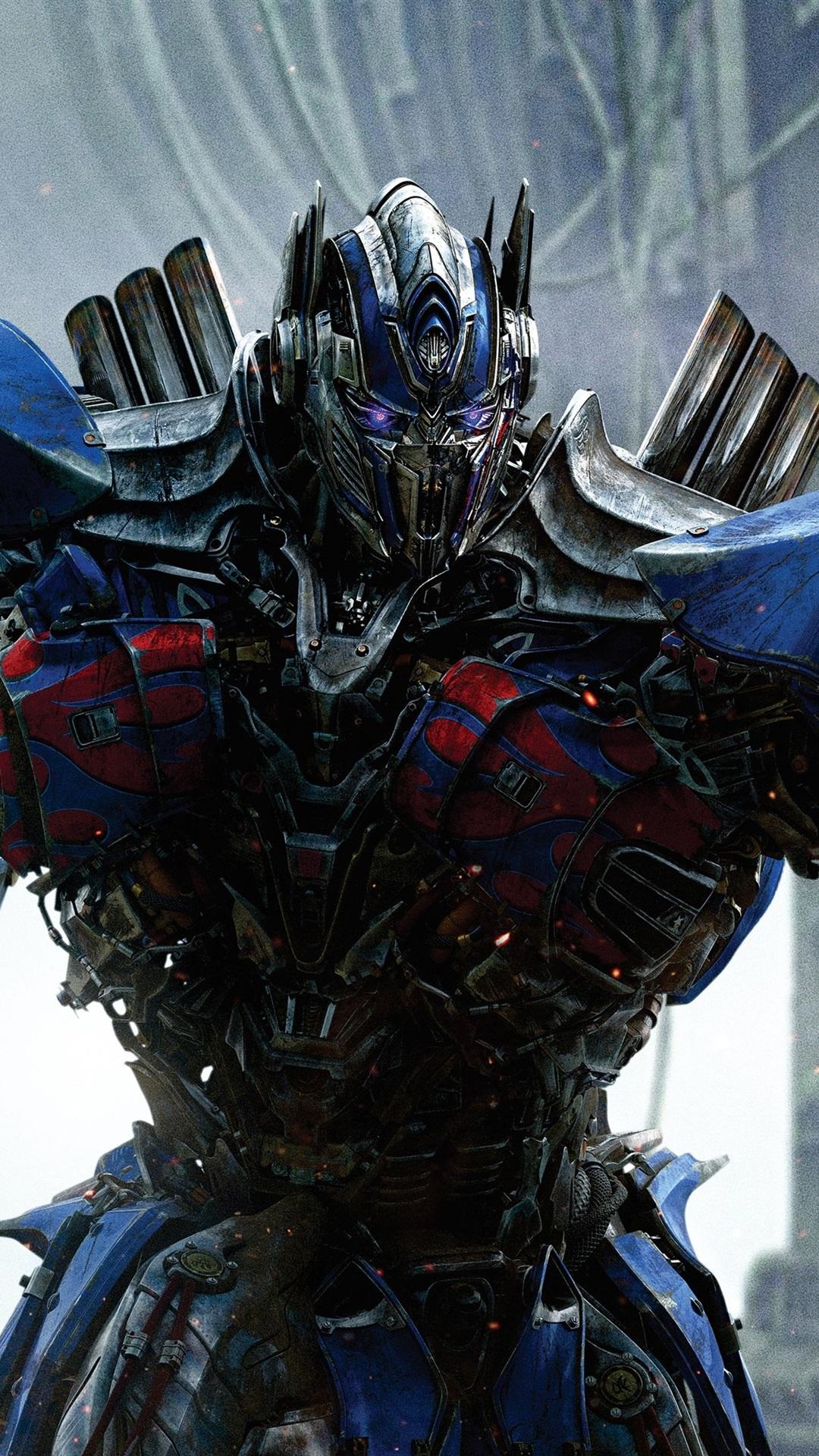 Wallpaper Optimus Prime Transformers The Last Knight 3840x2160