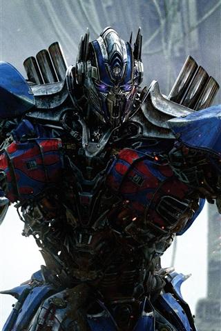 iPhone Hintergrundbilder Optimus Prime, Transformers: Der letzte Ritter
