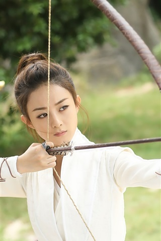 iPhone Wallpaper TV series, Princess Agents, Zhao Liying