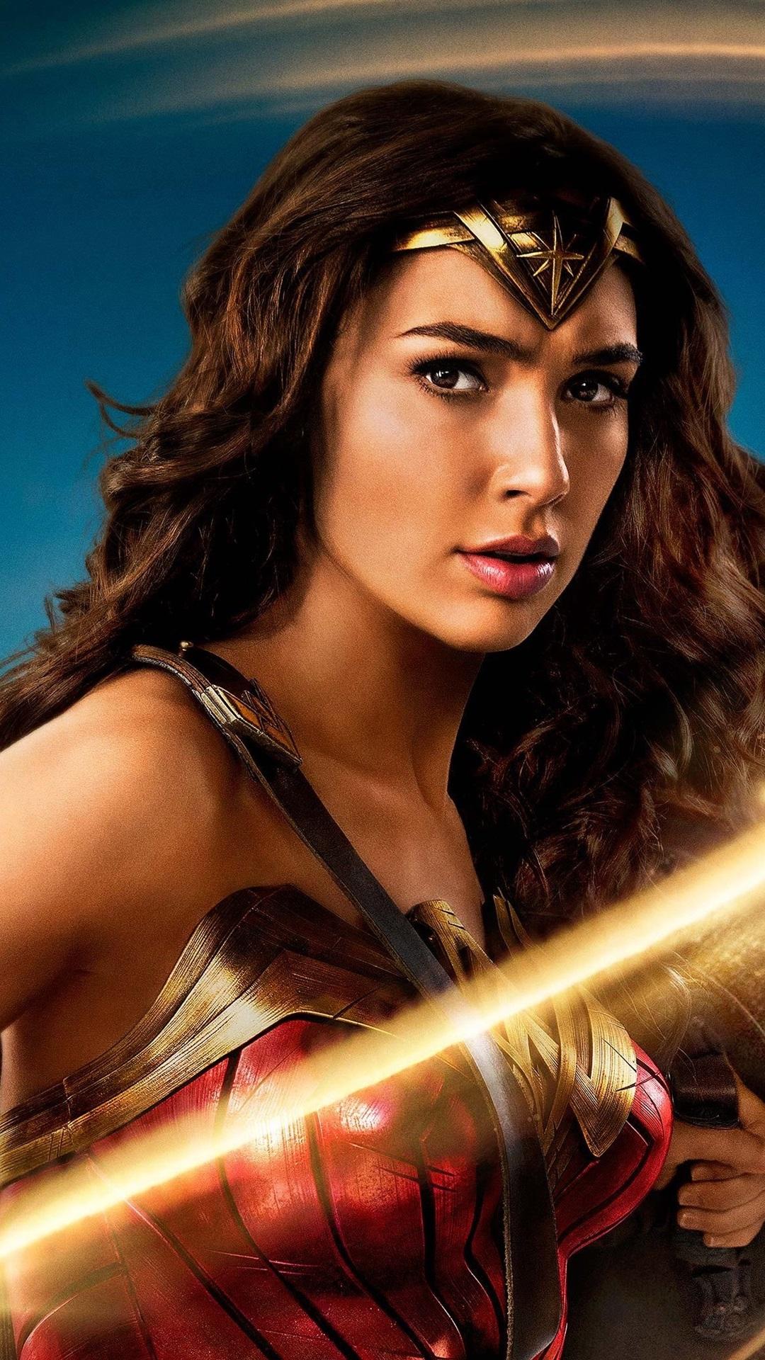 Wallpaper Wonder Woman Gal Gadot Sword Light 2560x1920 Hd