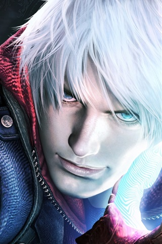 iPhone Wallpaper Devil May Cry 4: Special Edition