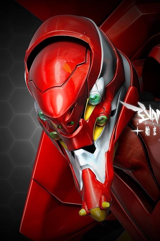Neon Genesis Evangelion Eva 640x1136 Iphone 5 5s 5c Se Wallpaper Background Picture Image