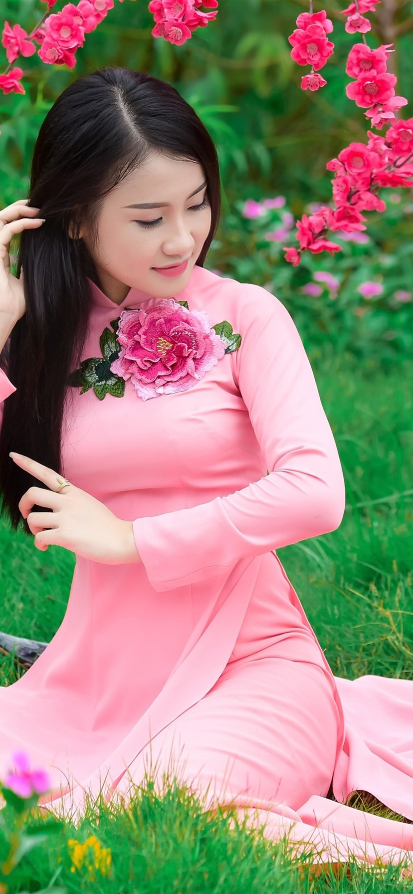 Beautiful pictures girls of chinese 30 Most