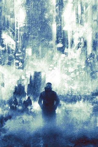 壁纸 银翼杀手2049,2017年电影 1920x1200 HD 高清壁纸, 图片, 照片