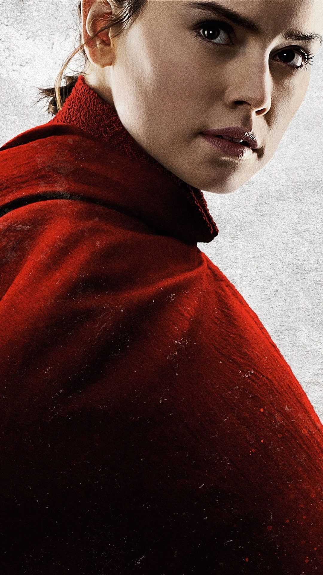 Daisy Ridley Star Wars The Last Jedi 1080x1920 Iphone 8 7 6 6s