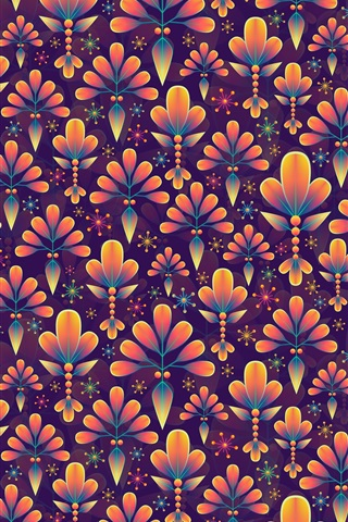 iPhone Wallpaper Flowers texture background