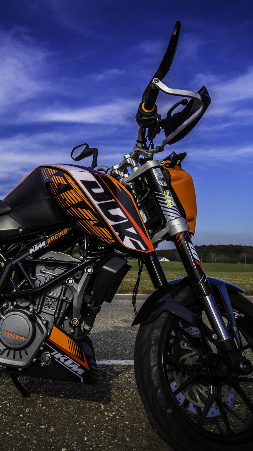 Motorcycle Wallpaper Iphone Ktm