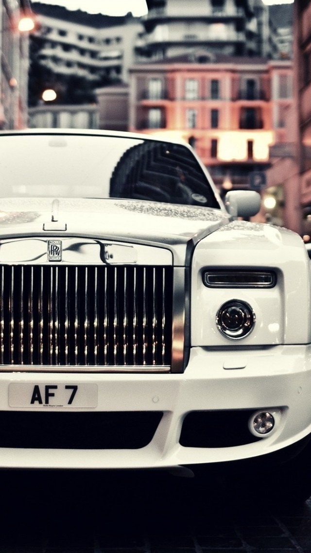 Gold Rolls Royce Wallpaper Iphone