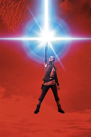 iPhone Papéis de Parede Star Wars: o último Jedi