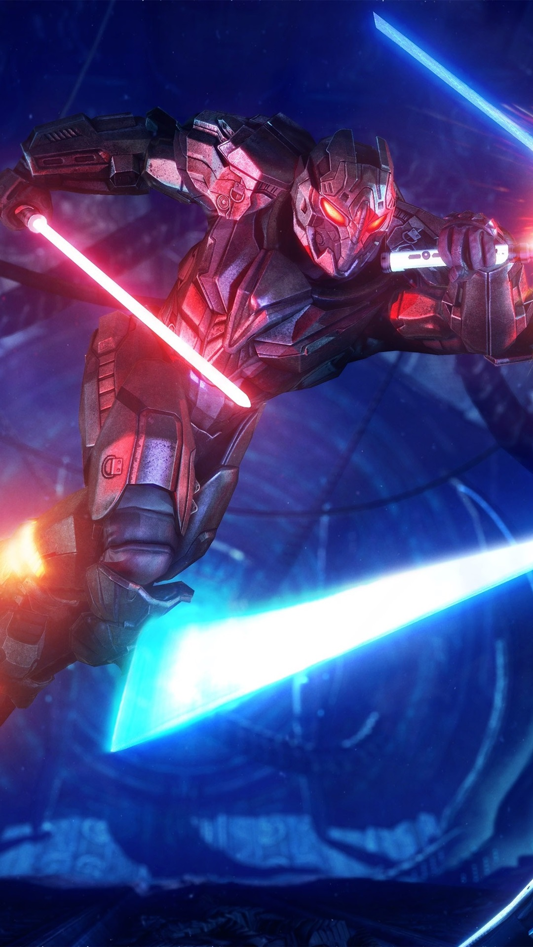 Star Wars Video Games Lightsaber 1080x1920 Iphone 8766s
