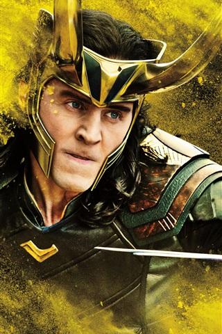 Tom Hiddleston Thor Ragnarok 1080x1920 Iphone 8 7 6 6s