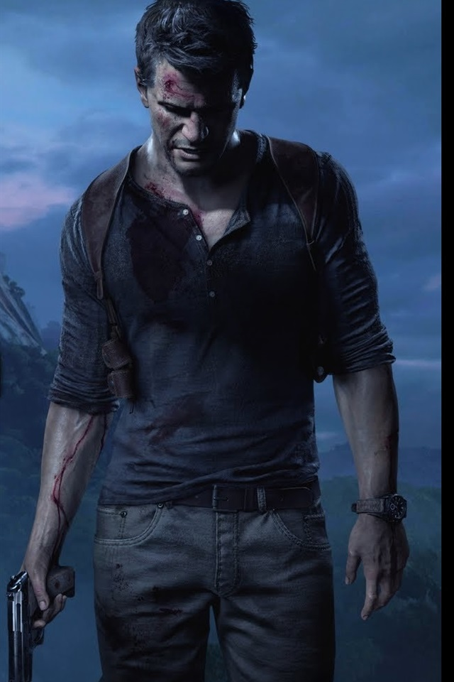 Uncharted 4 A Thief S End 640x960 Iphone 4 4s Wallpaper Background Picture Image