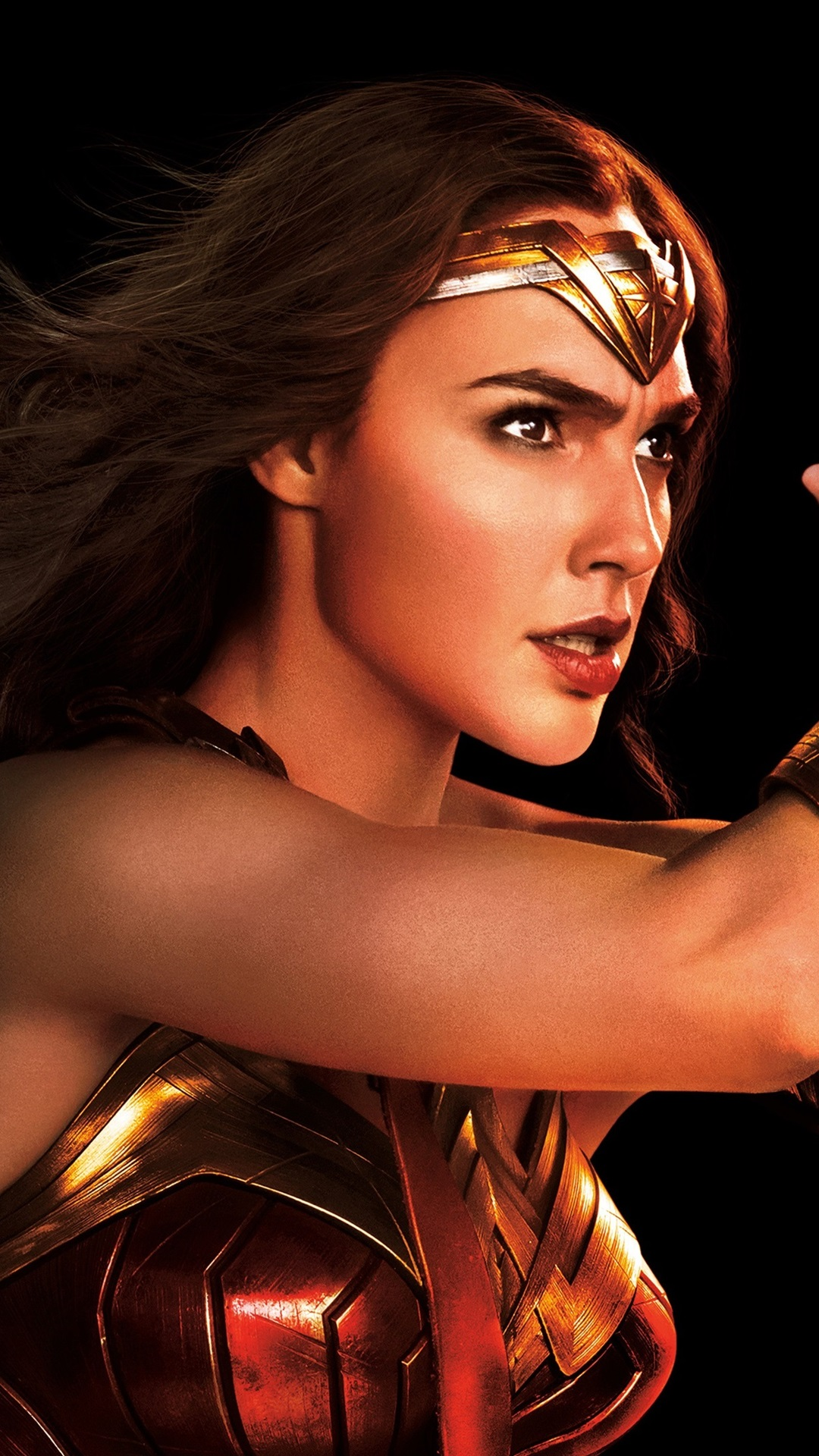 Wonder Woman Gal Gadot Justice League 1080x1920 Iphone 87