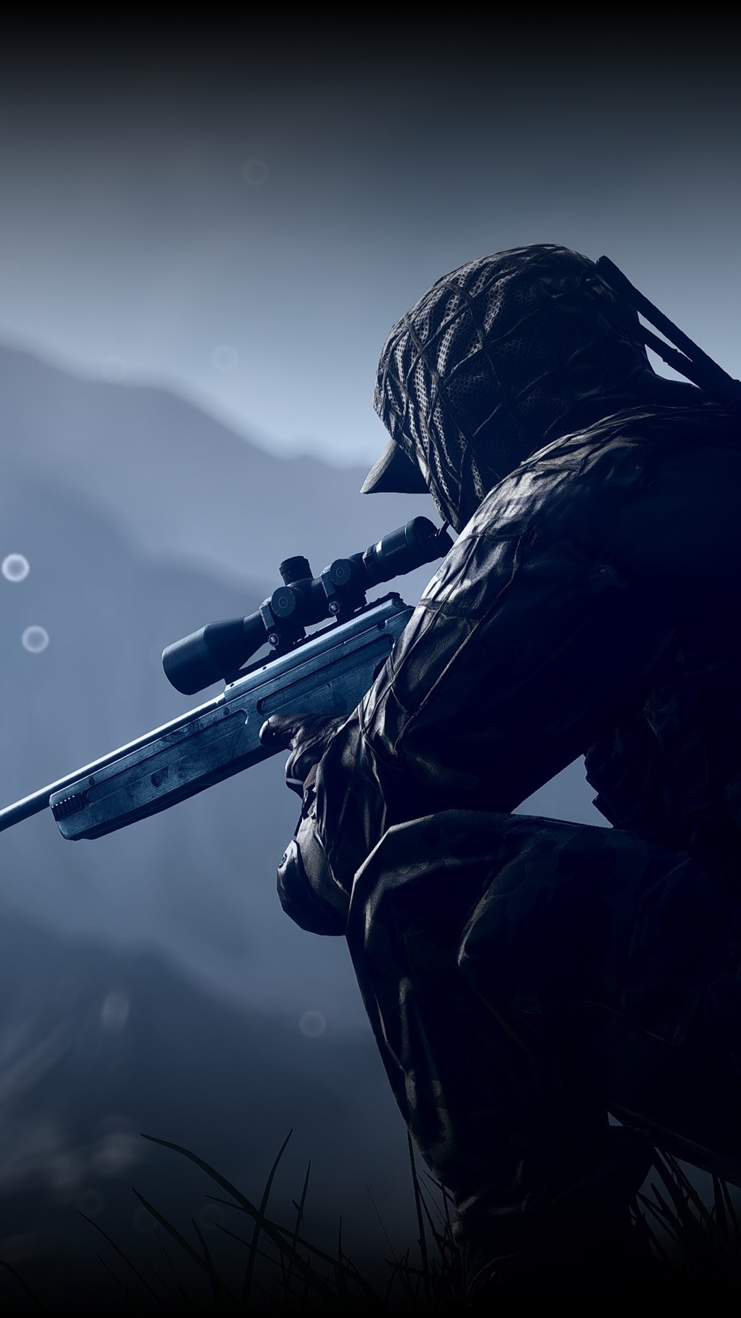 Wallpaper Battlefield 4, soldier, sniper 3840x2160 UHD 4K Picture, Image