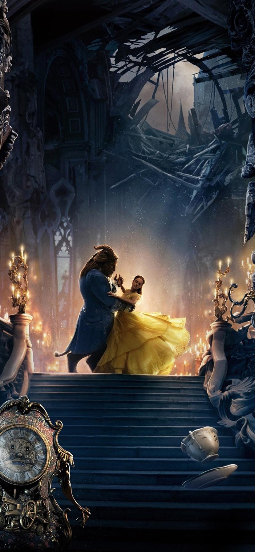 Die Sch 246 Ne Und Das Biest Disney Film 2017 3840x2160 Uhd 4k Hintergrundbilder Hd Bild
