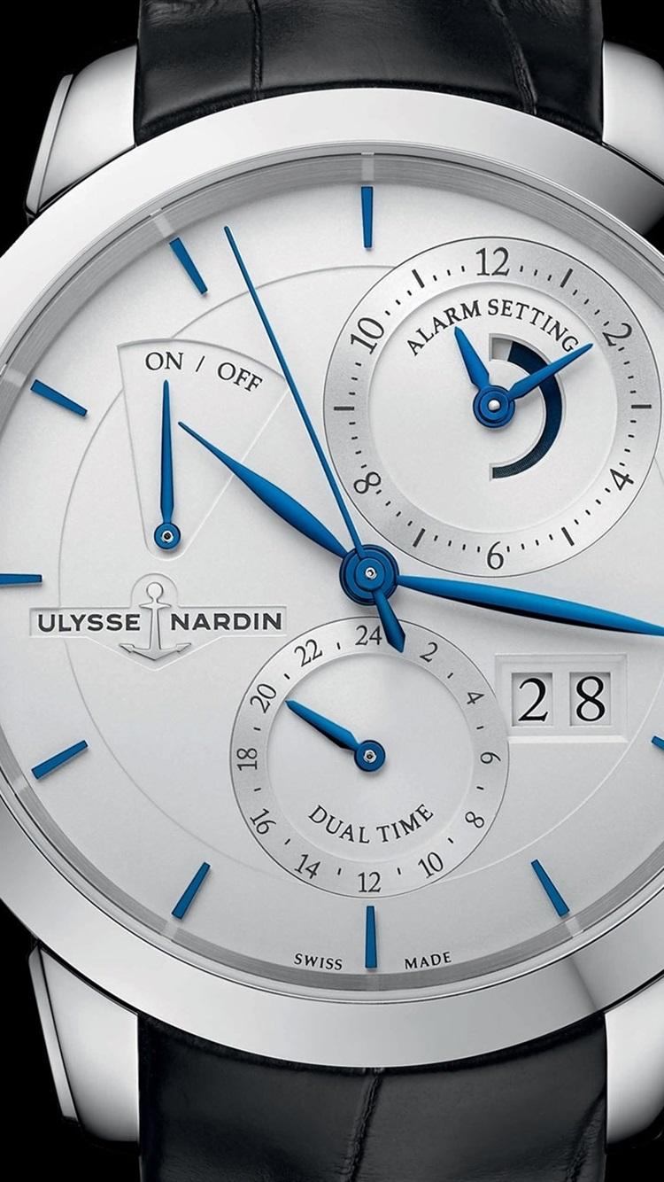 Ulysse Nardin Watch 750x1334 Iphone 8 7 6 6s Wallpaper