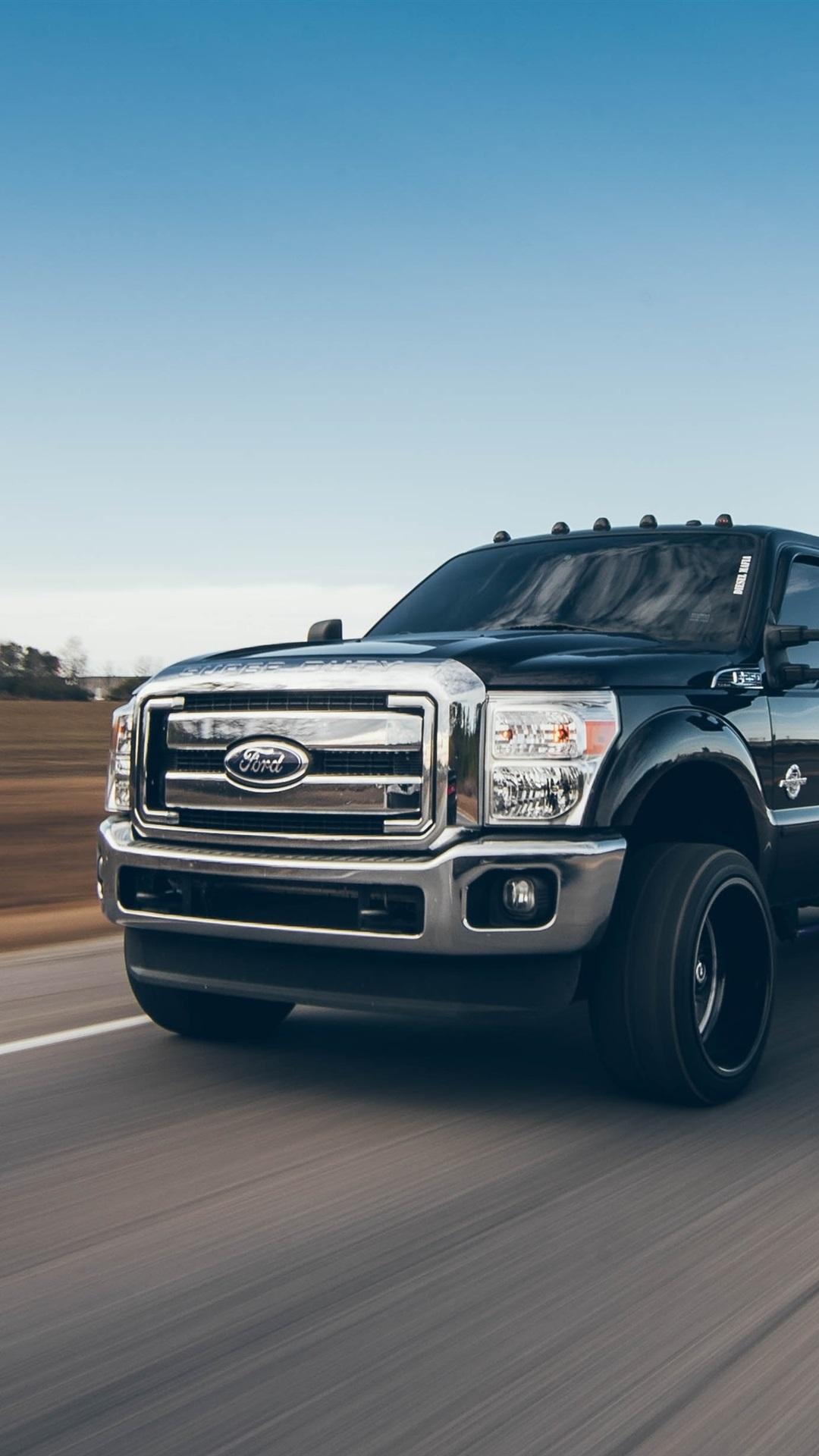 Ford pickup speed 3840x2160 UHD 4K