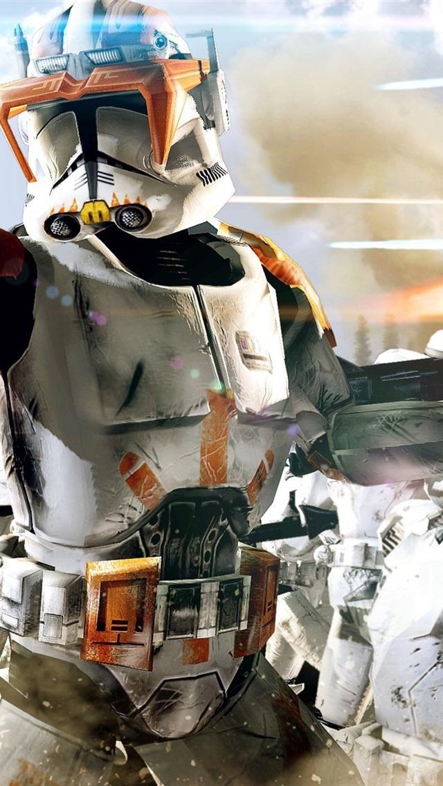 Star Wars The Clone