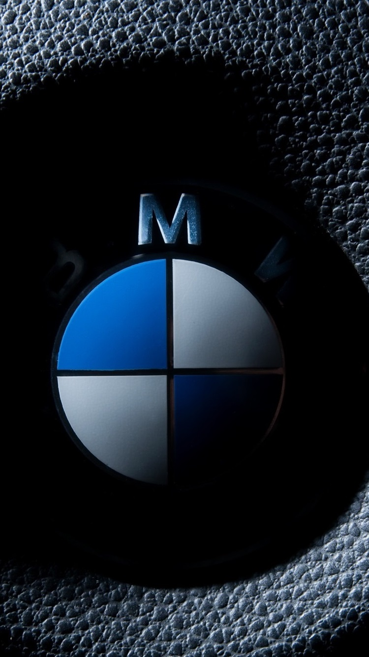 Bmw Logo Macro Photography 750x1334 Iphone 8 7 6 6s Wallpaper