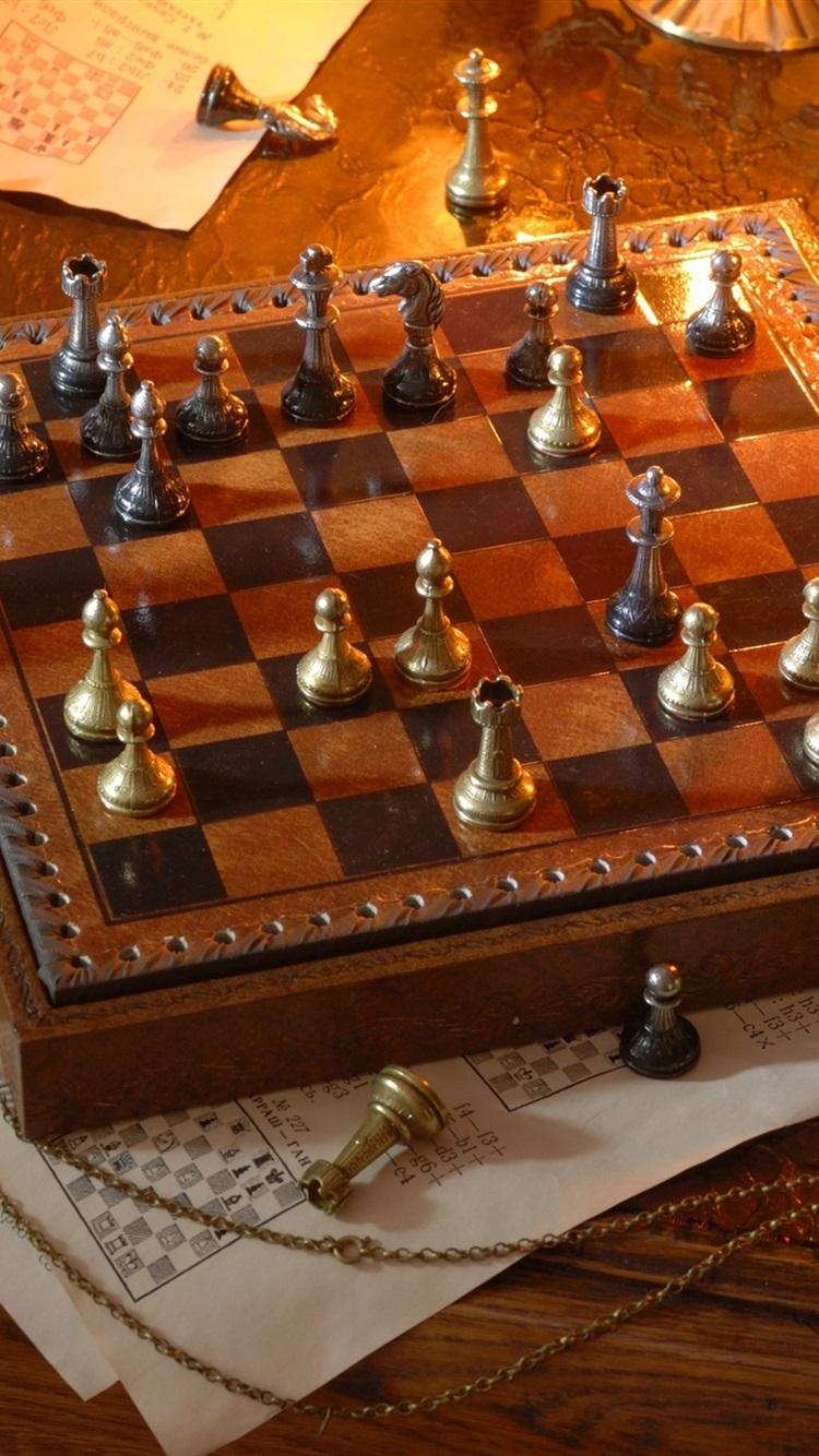 チェス キャンドル ワイン 750x1334 Iphone 8 7 6 6s 壁紙 背景 画像