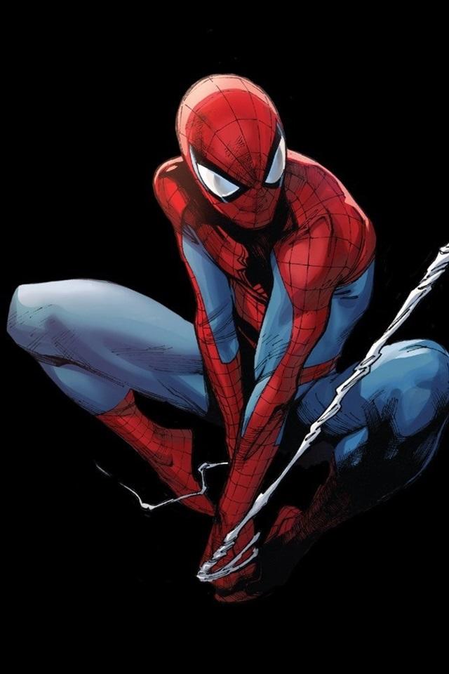 wallpaper spider man marvel comics