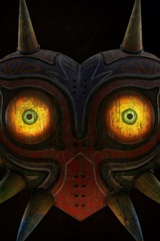 The Legend of Zelda mask