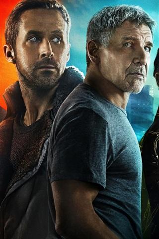 iPhone Wallpaper Blade Runner 2049, movie HD