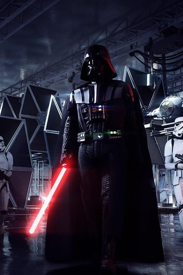 Star Wars Battlefront II Darth Vader lightsaber EA