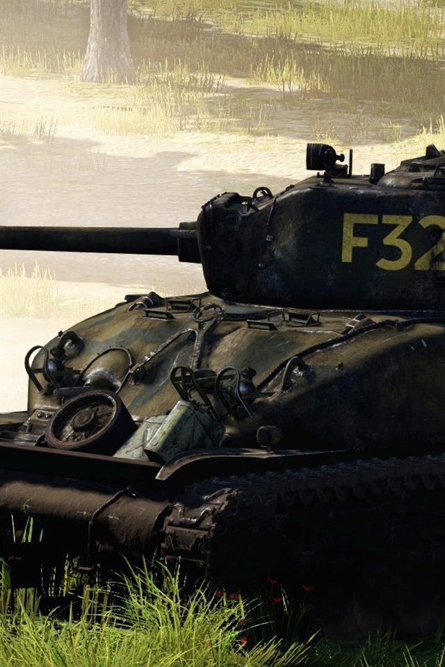 War Thunder Tank War Grass 640x960 Iphone 4 4s Wallpaper Background Picture Image Iphone xs tanks wallpaper