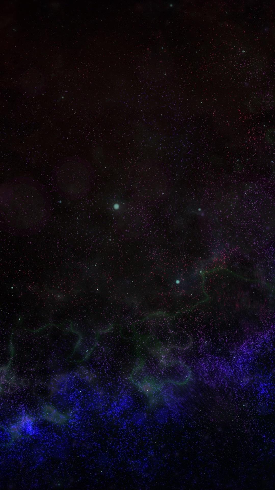 Astronomy theme galaxy starry