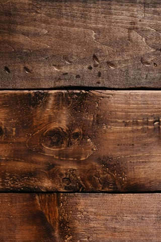 iPhone Wallpaper Brown color wood board background