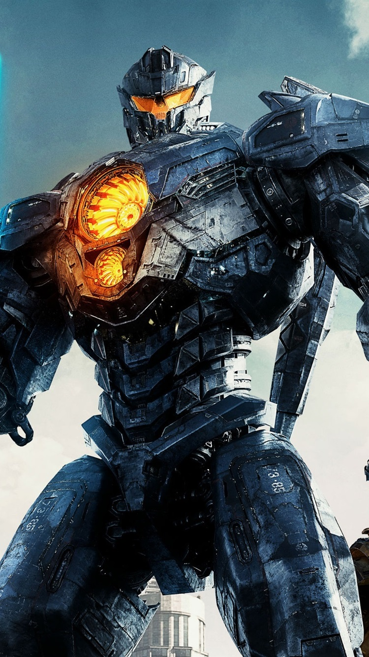 Pacific Rim Uprising 750x1334 Iphone 8766s Wallpaper