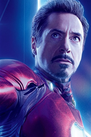 Iron Man, Avengers: Infinity War 750x1334 iPhone 8/7/6/6S