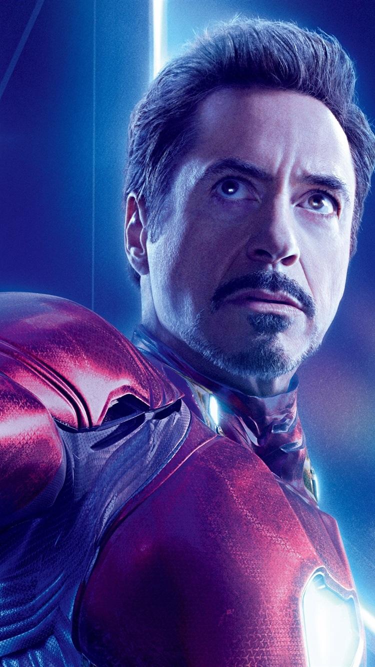 Iron Man Avengers Infinity War 750x1334 Iphone 8766s