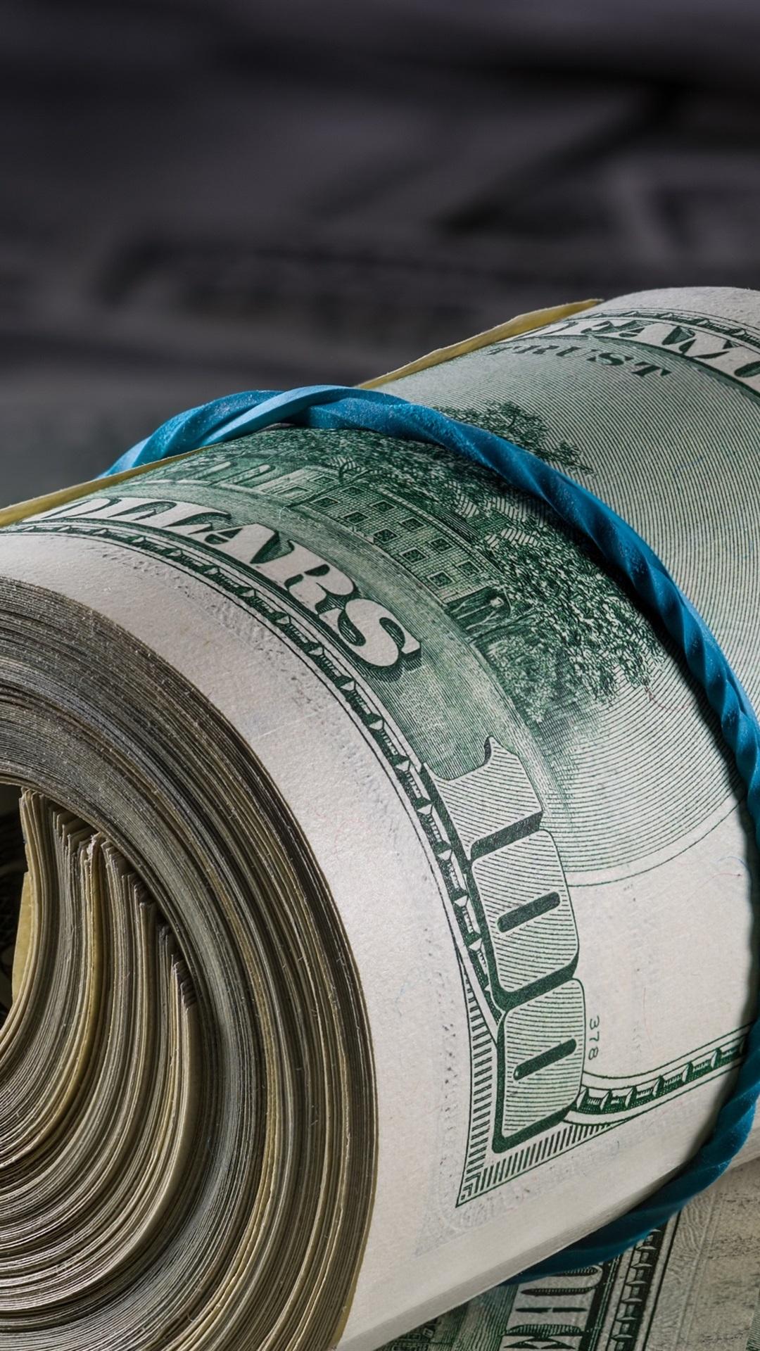 Many Dollars Money 1080x1920 Iphone 8 7 6 6s Plus Wallpaper