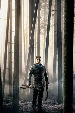iPhone Wallpaper Robin Hood: Origins, 2018 movie
