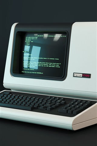 TERMINAL VT100 IPHONE TÉLÉCHARGER