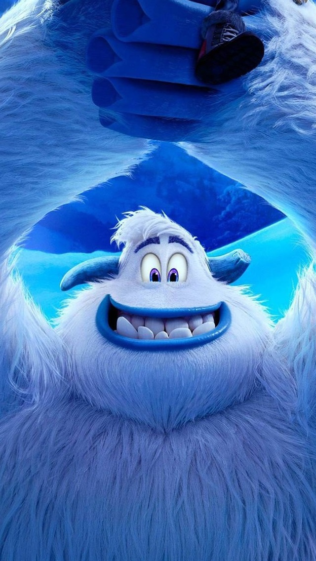 Smallfoot 2018 640x1136 Iphone 5 5s 5c Se Wallpaper Background Picture Image