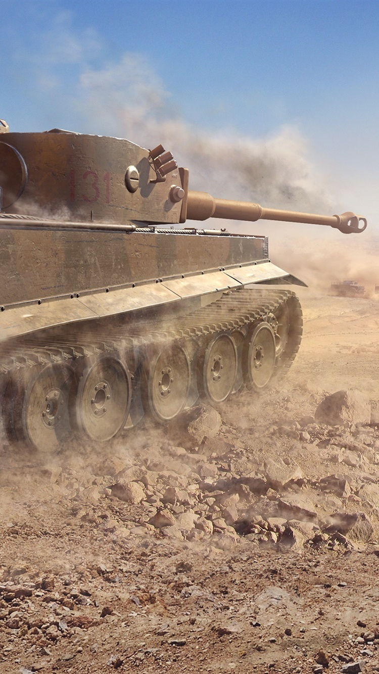 Fondos De Pantalla Tanque Tiger 131 World Of Tanks