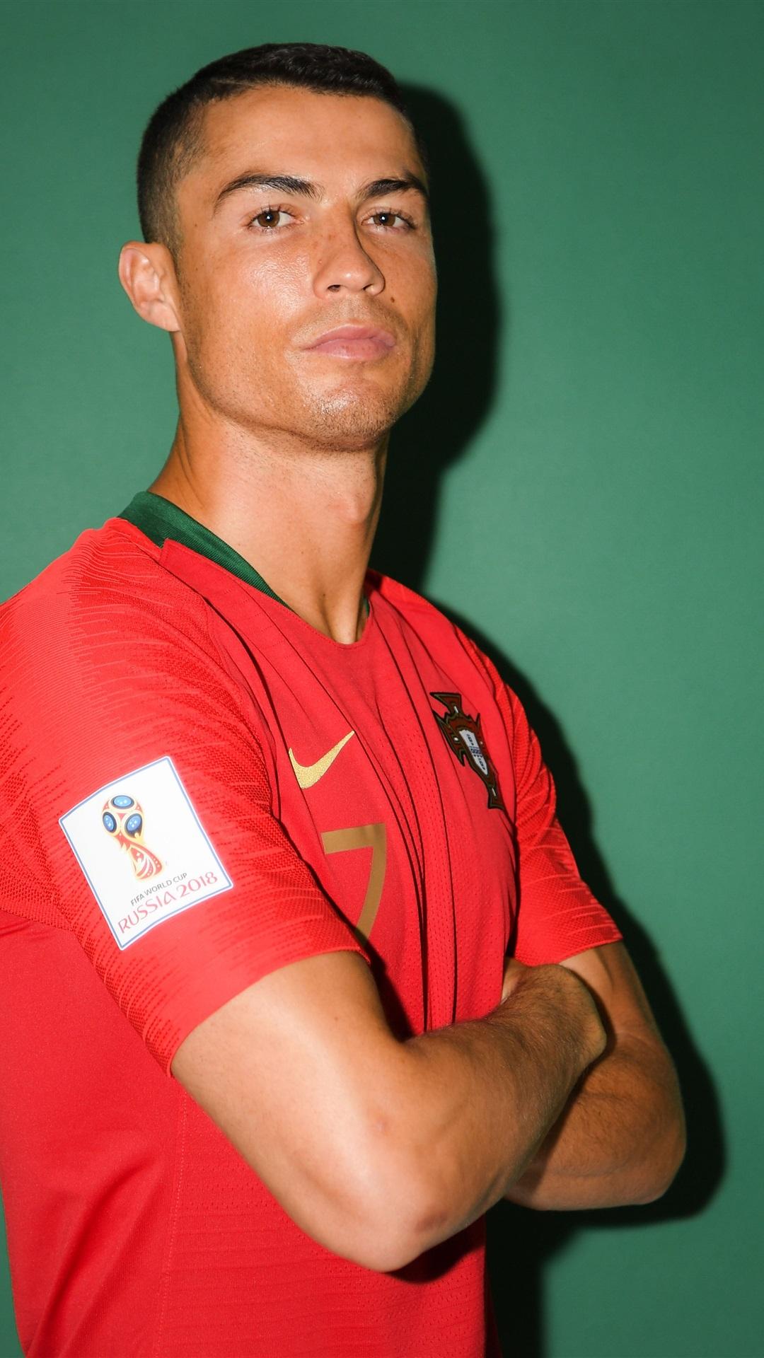 Cristiano Ronaldo Rusia 2018 Copa Mundial De La Fifa