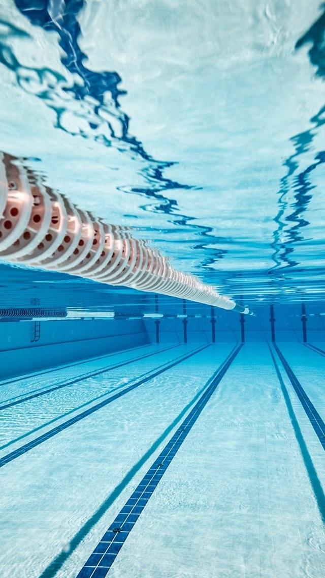 Olympic Swimming Pool Underwater 750x1334 Iphone 8 7 6 6s