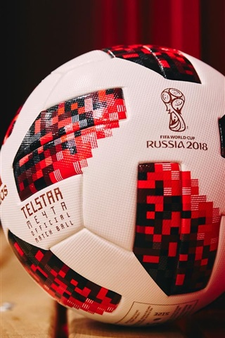 iPhone Wallpaper Russia 2018, FIFA World Cup, football