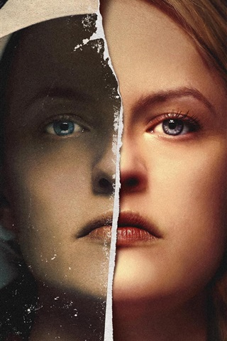 iPhone Wallpaper The Handmaid's Tale, TV series, season 2