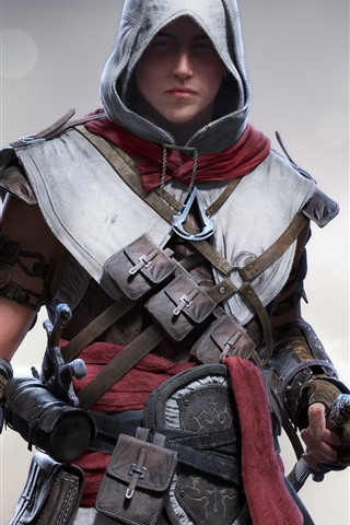 iPhone Wallpaper Assassin's Creed: Identity, Ubisoft