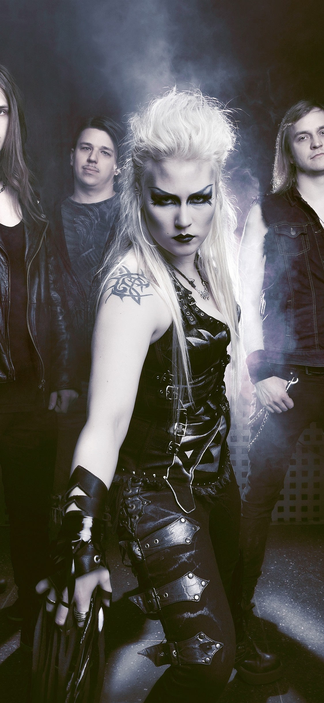 Battle Beast Finland Heavy Metal Band 1125x2436 Iphone 11 Pro Xs X Wallpaper Background Picture Image