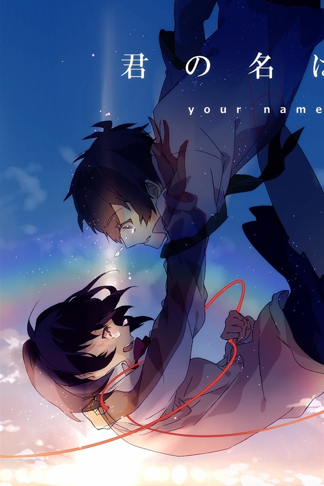 Your Name Japanese Anime 750x1334 Iphone 8 7 6 6s Wallpaper Background Picture Image